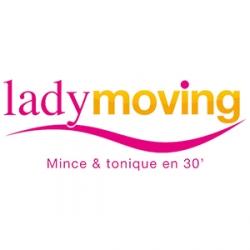 Logo Lady Moving