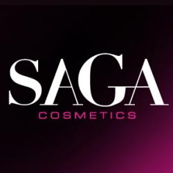 Logo SAGA cosmetics