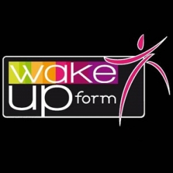 Logo Wake Up Form