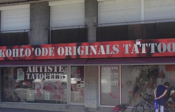 Kohlo'ode Originals Tattoos