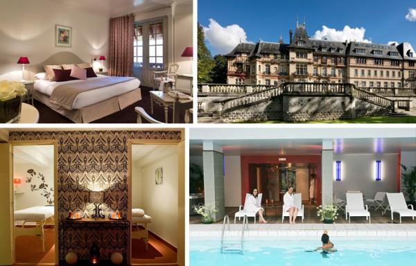 Week-end détente et Bien-être avec massage à Chantilly