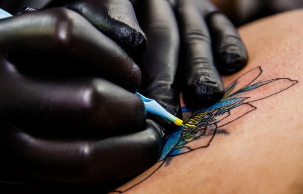 Eve tattoo ink