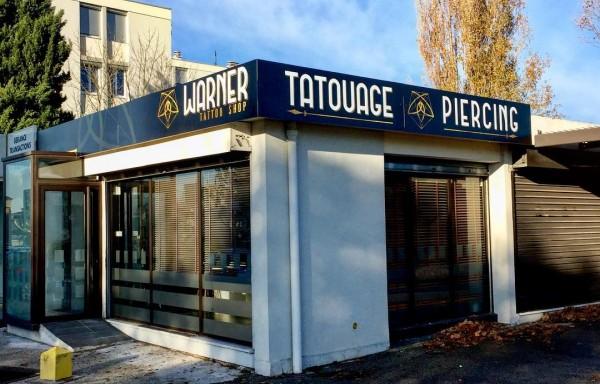 Warner Tattoo Shop