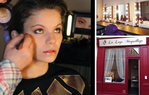 La Loge Maquillage - Paris 5