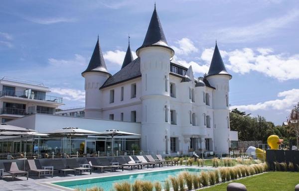 Château des Tourelles - Relais Thalasso Spa