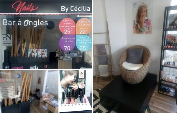 Nails by Cécilia; Nails by Cécilia