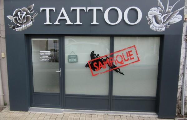 Sampique tatouage