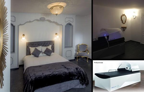 Week-end 2 nuits & Séance Hydrojet (spa sec) - 30 mn