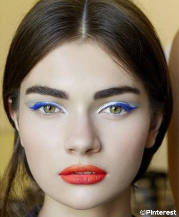 Maquillage couleurs de France