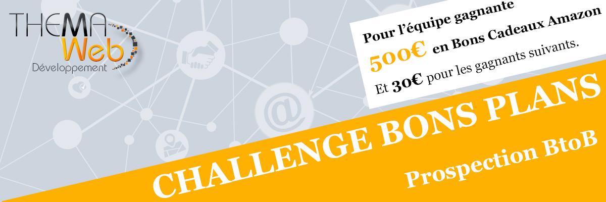 Challenge Bons Plans