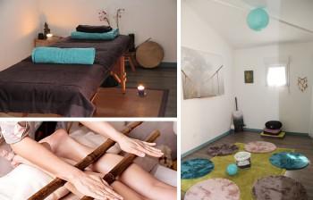 Massage Relaxant, Californien ou Suédois au choix - 1h