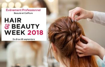 Pro de la beauté et de la coiffure ? La Hair & Beauty Week arrive !
