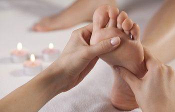 Massage des pieds en DUO - 1h