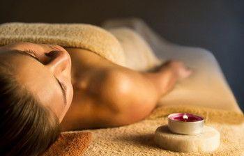 Massage Bien-être Gold aux huiles essentielles - 2h